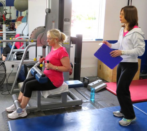 mid-row-exercise-over-50s-fitness-training-solihull